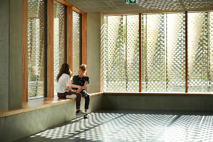 Seven building schemes you can follow to design healthy buildings