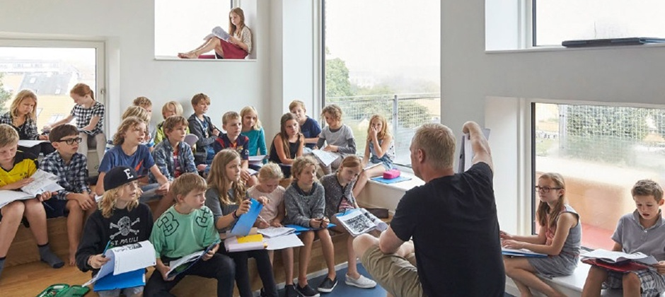 The Ideal Classroom Design: Ownership and Flexibility